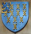 Bloye shield on Fountain Court, Steelhouse Lane, Birmingham 1.JPG