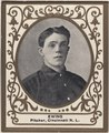 Bob Ewing, Cincinnati Reds, baseball card portrait LCCN2007683740.tif
