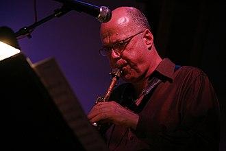 Bob Sheppard (musician) - Image: Bob Sheppard saxophone 2009