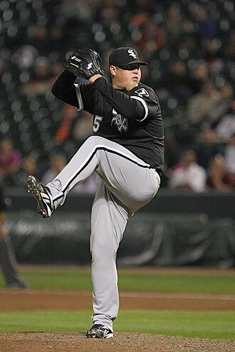 Bobby Jenks - Image: Bobby Jenks on April 17, 2008