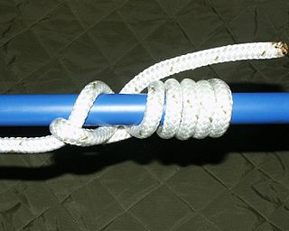 Gripping sailors hitch