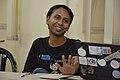 Bodhisattwa Mandal Talks - West Bengal Wikimedians Strategy Meetup - Kolkata 2017-08-06 1631.JPG