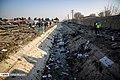 Boeing 737-800 crashed near Imam Khomeini international airport 2020-01-08 04.jpg