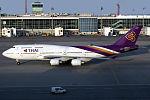 Boeing 747-4D7 Thai Airways International HS-TGG (14137996295).jpg