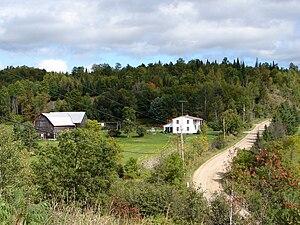 Boileau, Quebec - Image: Boileau QC 1