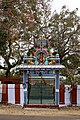 Bokkapuram Mariamman Temple SW Entrance Narrow Mar21 A7C 00573.jpg