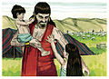 Book of Job Chapter 42-3 (Bible Illustrations by Sweet Media).jpg