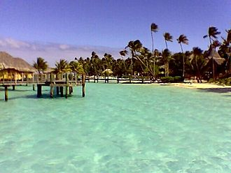 Bora Bora - Bora Bora Pearl Beach Resort
