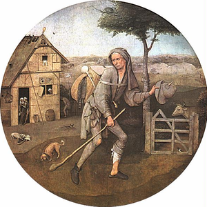 Prodigal Son, by Hieronymus Bosch.