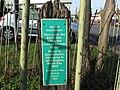 Boundary marker - geograph.org.uk - 1142490.jpg