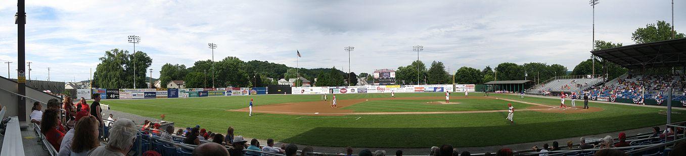 BB&T Ballpark at Historic Bowman Field - Wikipedia