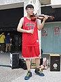 Boy playing violin 20200704a.jpg