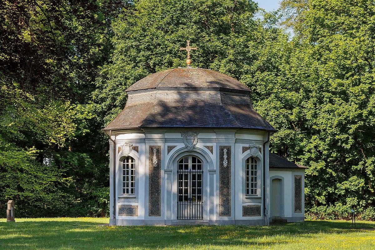 Brühl Germany Kapelle-St-Maria-Aegyptiaca-01.jpg