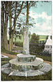 Brading - the sundial c1910 - Project Gutenberg eText 17296.jpg