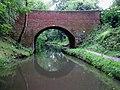 Braggs Farm Lane Bridge near Dickens Heath, Solihull - geograph.org.uk - 1719582.jpg
