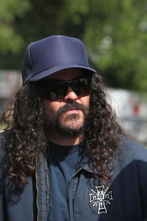 Brant Bjork American musician and drummer of Kyuss