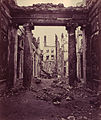Braun, Adolphe (1811-1877) - Paris, 1871 - Ruines du château of St Cloud 2.jpg