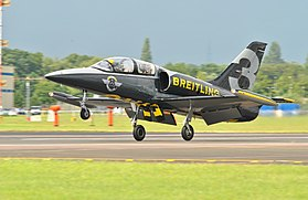 Breitling Jet Display Team - Farnborough Airshow 2012.jpg