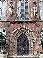 Bremen Südostportal der unteren Rathaushalle998.jpg