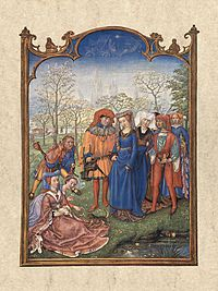 Breviarium Grimani - April.jpg