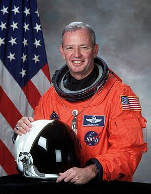 Brian Duffy (astronaut) - Image: Brian Duffy