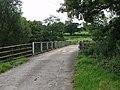 Bridge at Plas Dolanog - geograph.org.uk - 527135.jpg