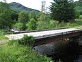 Bridge on a forestry track - geograph.org.uk - 484254.jpg