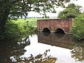 Bridge over the Meon Valley Canal - geograph.org.uk - 514109.jpg