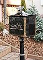 Briefkasten im Garten (hintere Seite)...IMG 3312ОВ.JPG