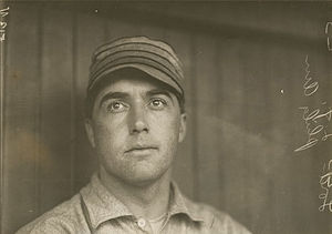 Bris Lord - Bris Lord with the Philadelphia Athletics in 1911