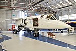 British Aircraft Corporation TSR-2 'XR220' (32111217567).jpg