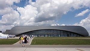 Brno departure terminal