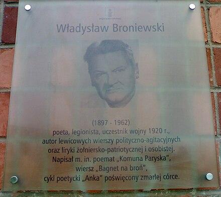 Władysław Broniewski Wikiwand