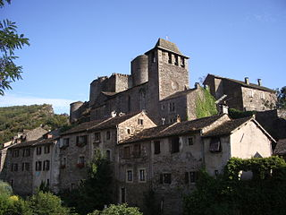 Brousse-le-Château Commune in Occitanie, France