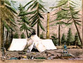 Bruff's Mountain Camp in California, 1849.jpg