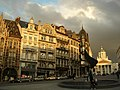 Bruselas al atardecer.JPG