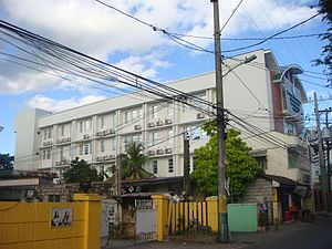 Baliuag University - Image: Bu 2jf