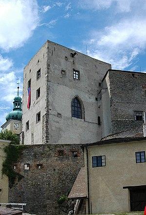 Buchlov - Image: Buchlov castle 02