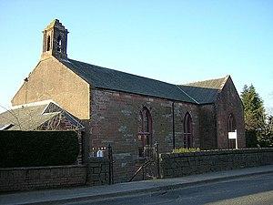 Buchlyvie - The Parish Kirk on Main Street, Buchlyvie