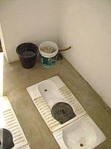 Urine Diverting Dry Toilet Wikipedia