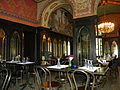 Bucuresti, Romania, Imobil pe Str. Stavreopoleos nr. 3, sect. 3 (Restaurantul NEGRESCO) (interior 17).JPG