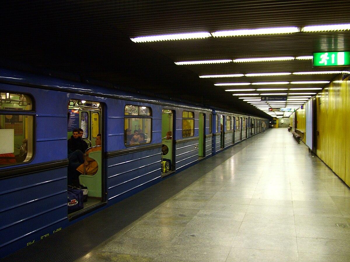 budapest metróvonalai térkép Pöttyös utca (metróállomás) – Wikipédia budapest metróvonalai térkép