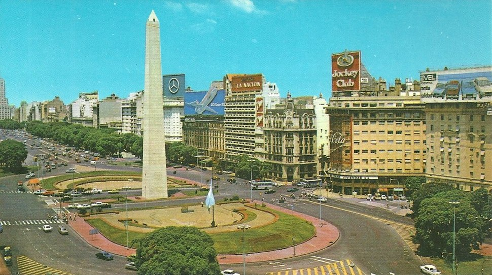 Buenos Aires, 1986