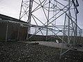 Building a Transmitter Mast at Slieve Martin - geograph.org.uk - 231531.jpg