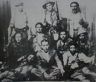 International Brigades - A unit of the Bulgarian International Brigade, 1937