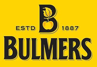 H. P. Bulmer - Image: Bulmers Cider Logo