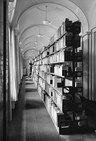 Ibero-American Institute - Part of the IAI collection in 1958