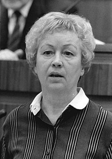 Johanna Töpfer German politician