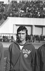 Bundesarchiv Bild 183-P1017-303, Fußballer Gerd Weber