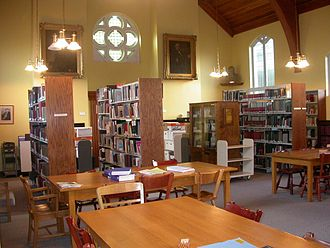 Bishop's University - Old Library